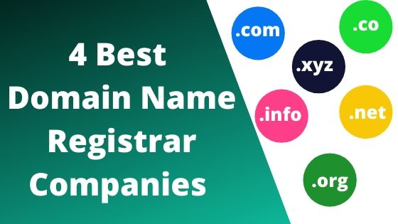 The best place to buy a domain name: Best domain registrar 2020