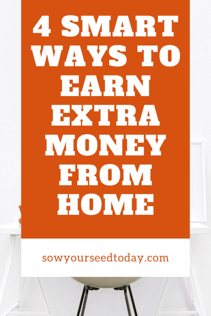 how to earn extra money from home, extra money from home, extra money, how to earn money online