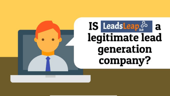 leadsleap review, leadsleap 3.0 is a legit company?
