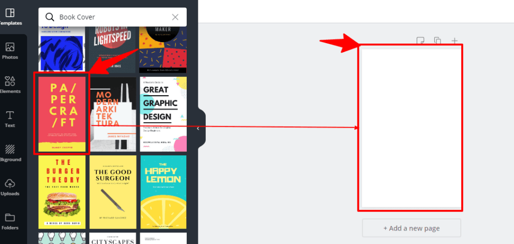 eBook design with canva: how to write and eBook and make money