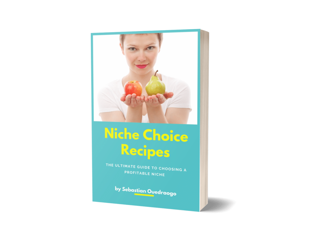 Wealthy Affiliate Black Friday 2019 bonus: Niche recipes eBook