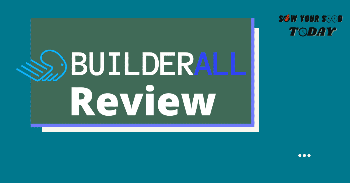 BuilderAll review - scam or legit marketing tool