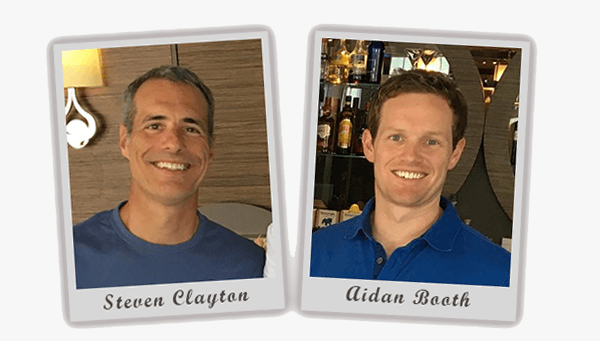 Kibo Code review: Aidan Booth and Steven Clayton profile photo