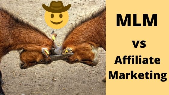 MLM vs Affiliate Marketing: Which is the Best Online Business Model for making money online?