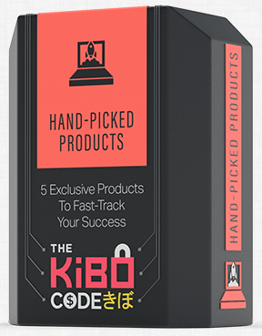 The kibo code five hand picked products