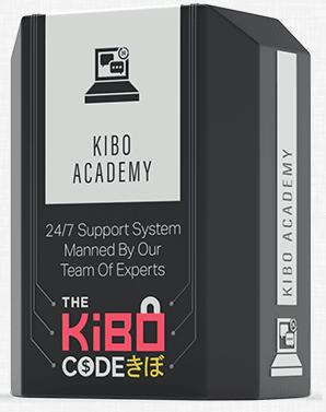 The kibo code course: their academy