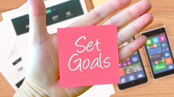 How make extra money from home: Goal setting