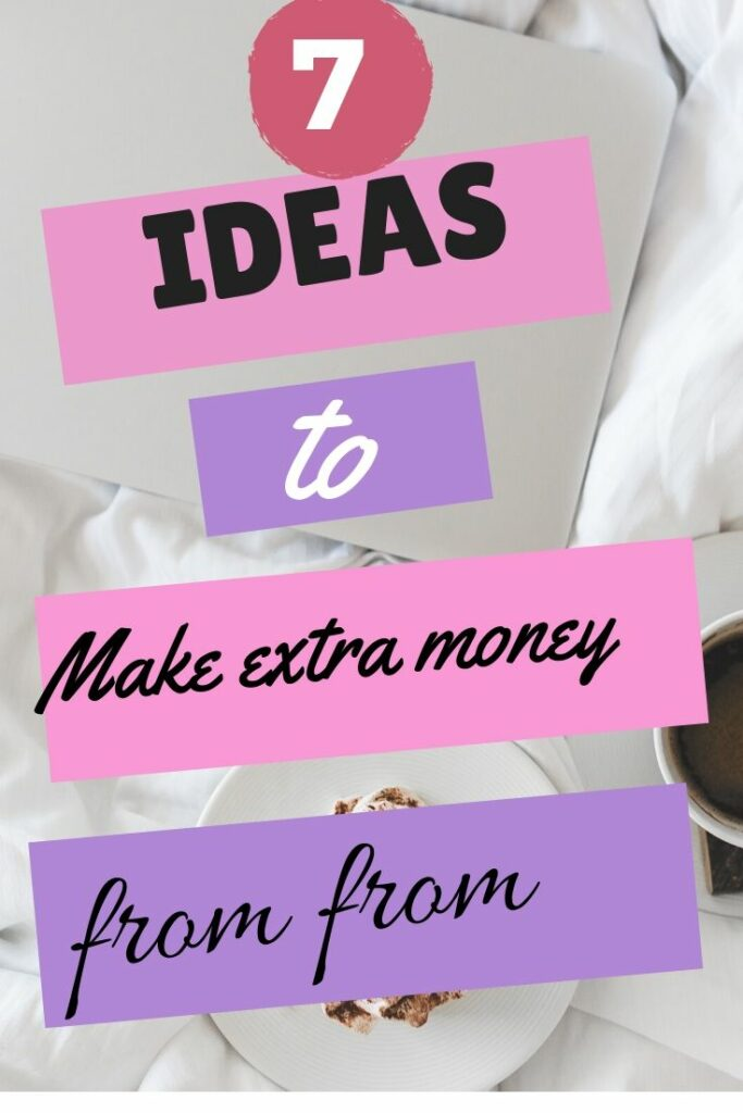 Ways to make extra income online