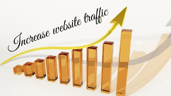 How to increase your website traffic for free to over 200% (traffic generation case study)