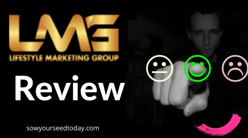 Lifestyle Marketing Group review: Is LMG a scam or legit?