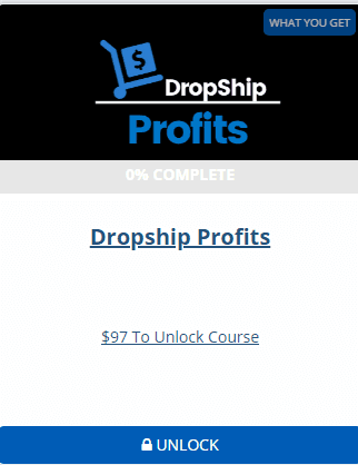 Freedom In Dropship profits product