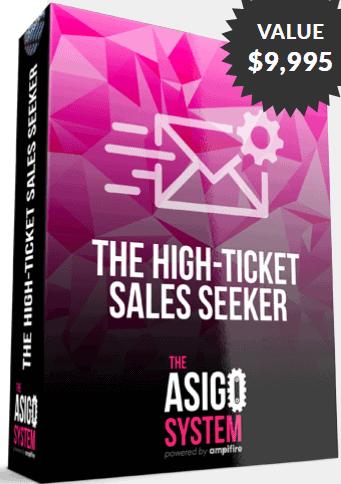 """The Asigo """"Aim & Fire"""" High-Ticket Sales Seeker"""