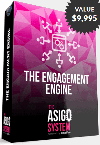"""The Asigo """"Aim & Fire"""" Engagement Engine"""