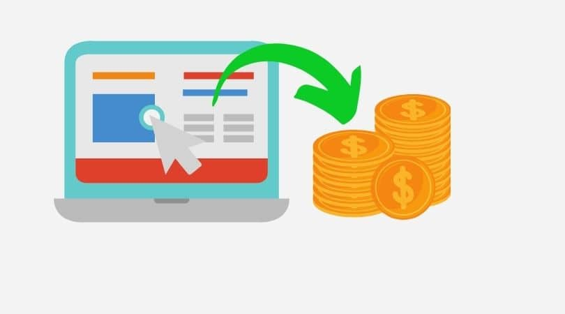 Ways to make money with your blog - ads