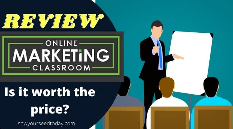 Honest Online Marketing Classroom review