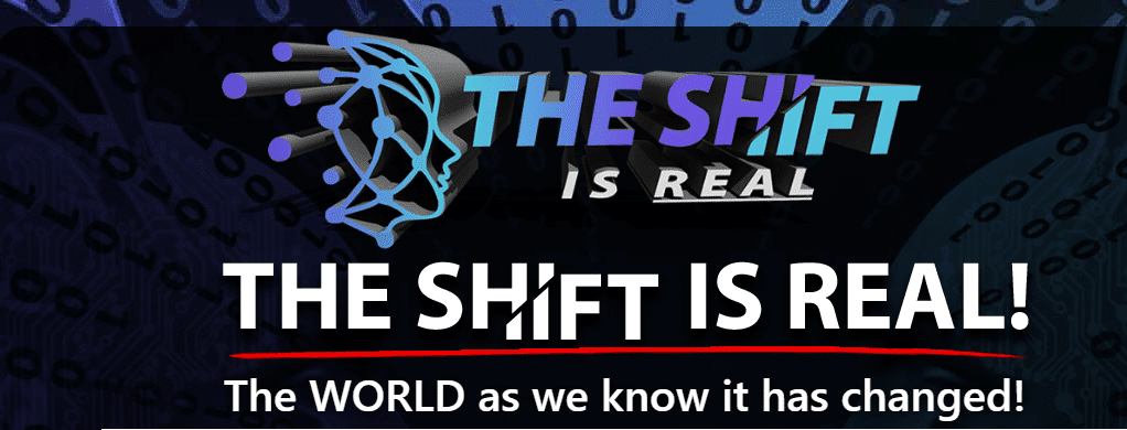 the shift is real review; home page