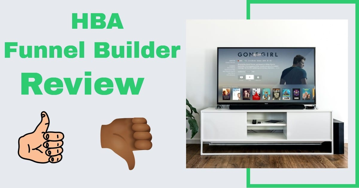 HBA Funnel Builder review: Is it worth the money?