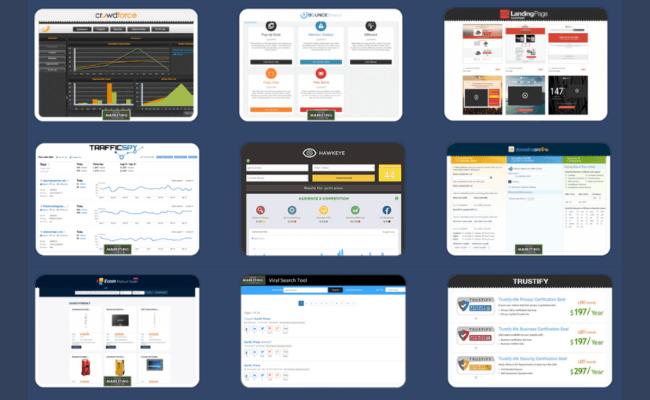 Online Marketing Classroom tools suite
