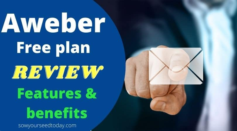 Aweber free plan review
