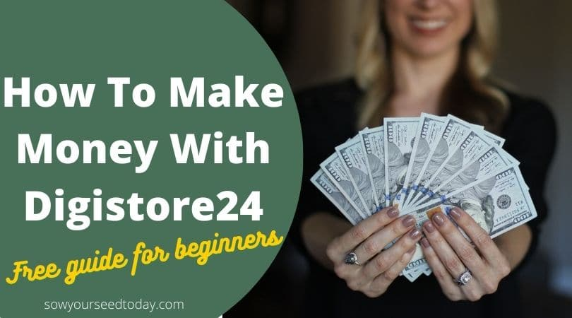 How To Make Money With Digistore24 - 2 ways to use Digistore24 for profit in 2020