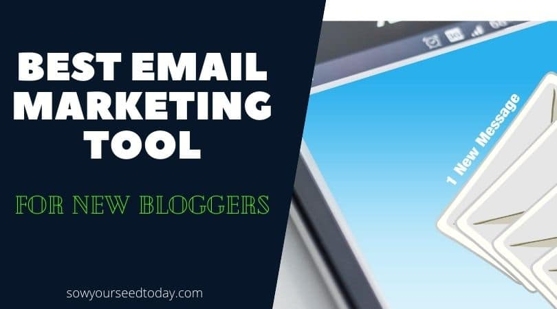 Best email marketing tools for beginners