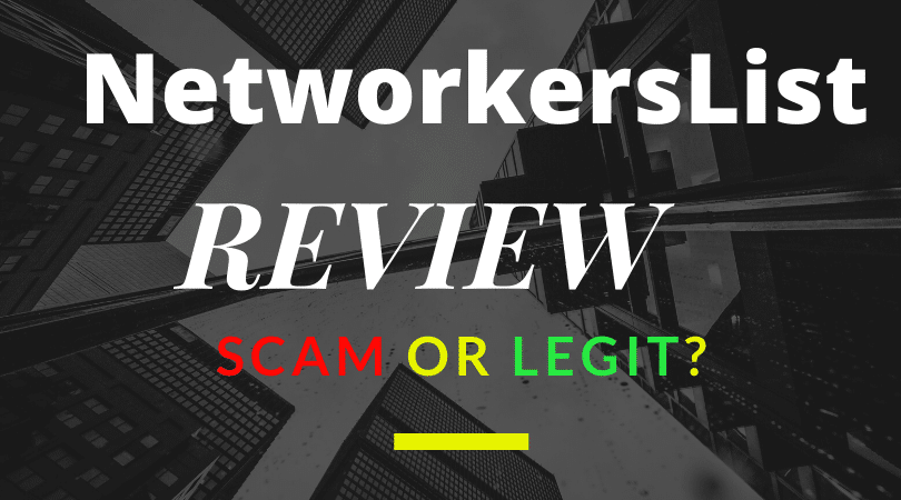 Honest Networkers List review