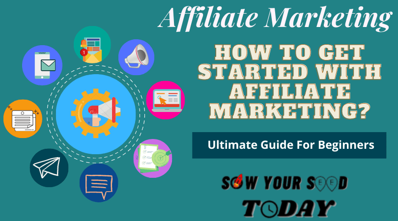Start Affiliate Marketing Business