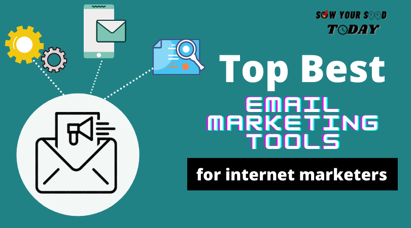 Top best email marketing tools