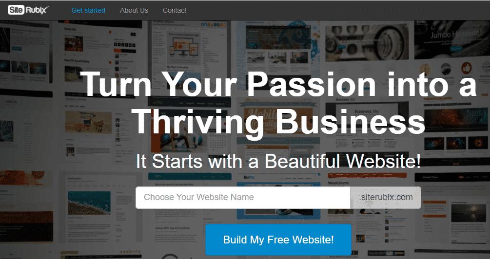 Best Web Hosting Services - Siterubix hosting