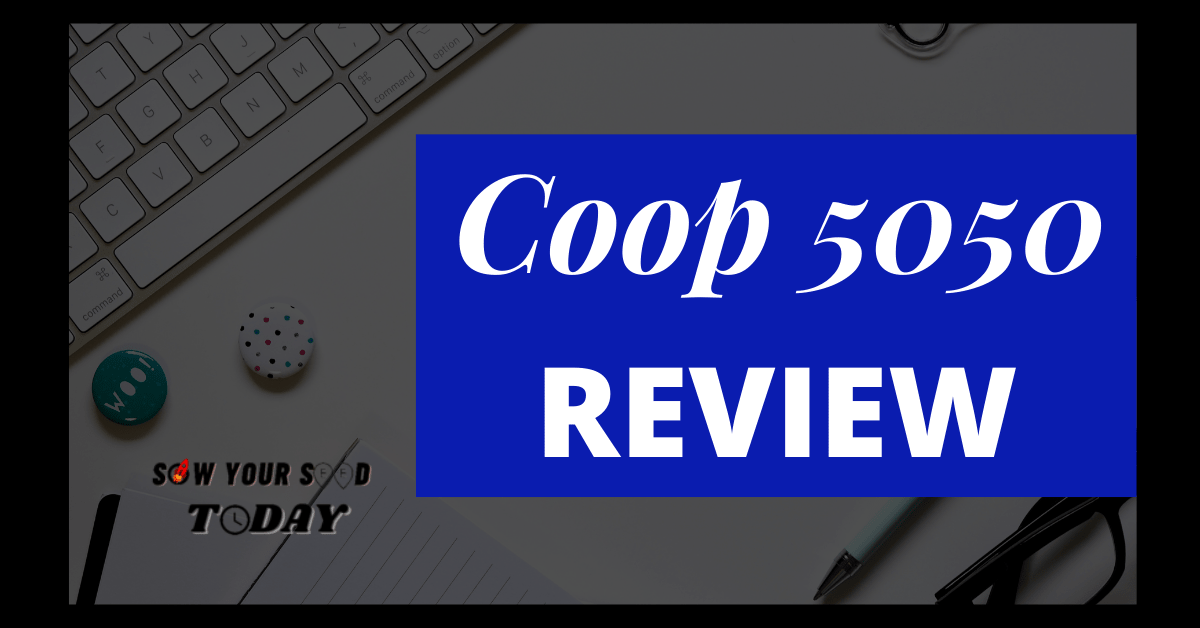 Coop 5050 review