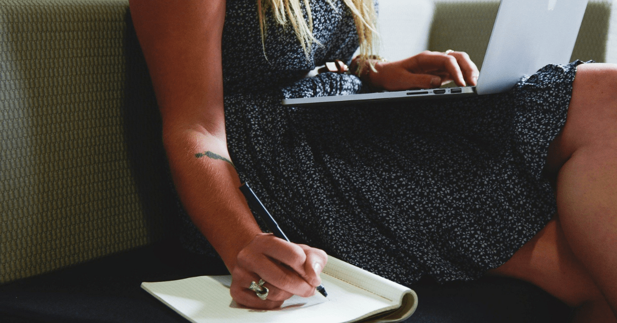 how to make money without a 9 to 5 job - become a freelance writer