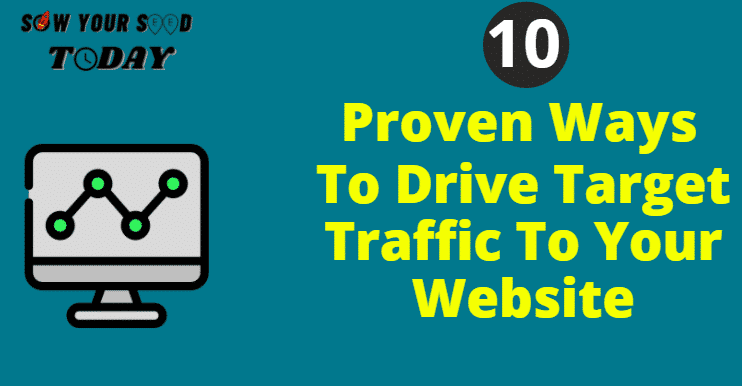 How to drive traffic to your free website for free