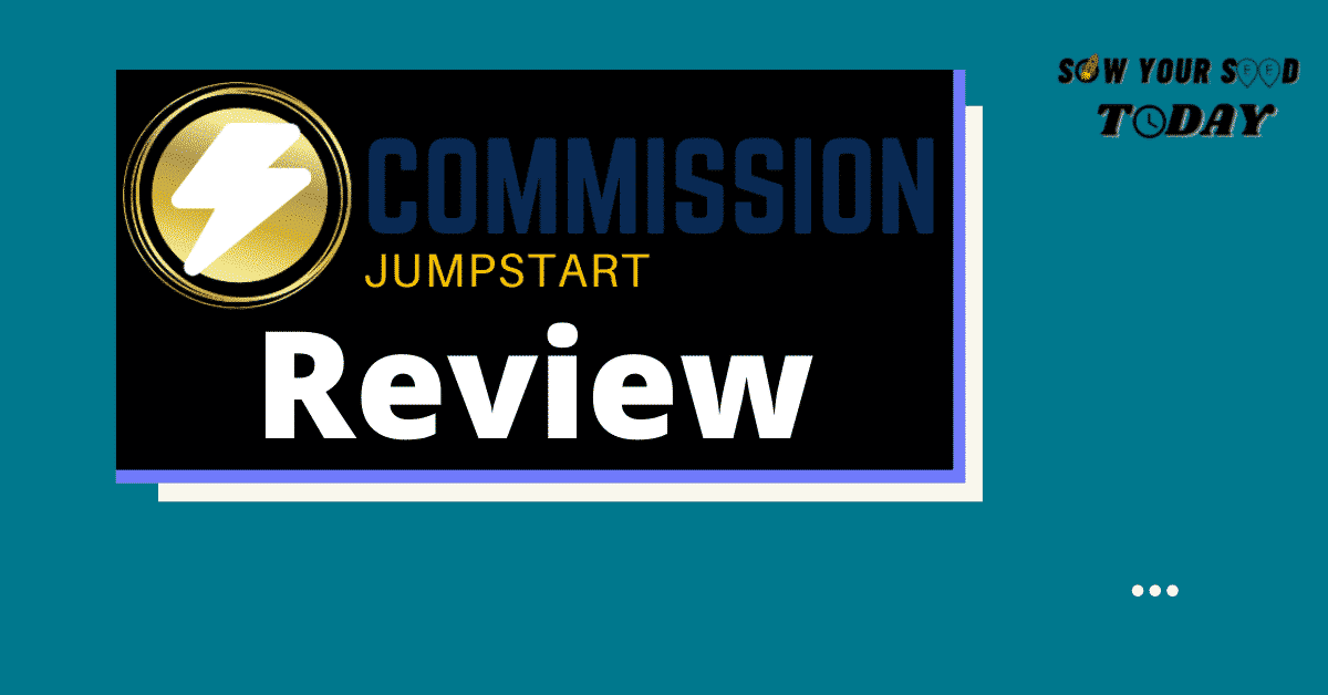 Commission Jumpstart review