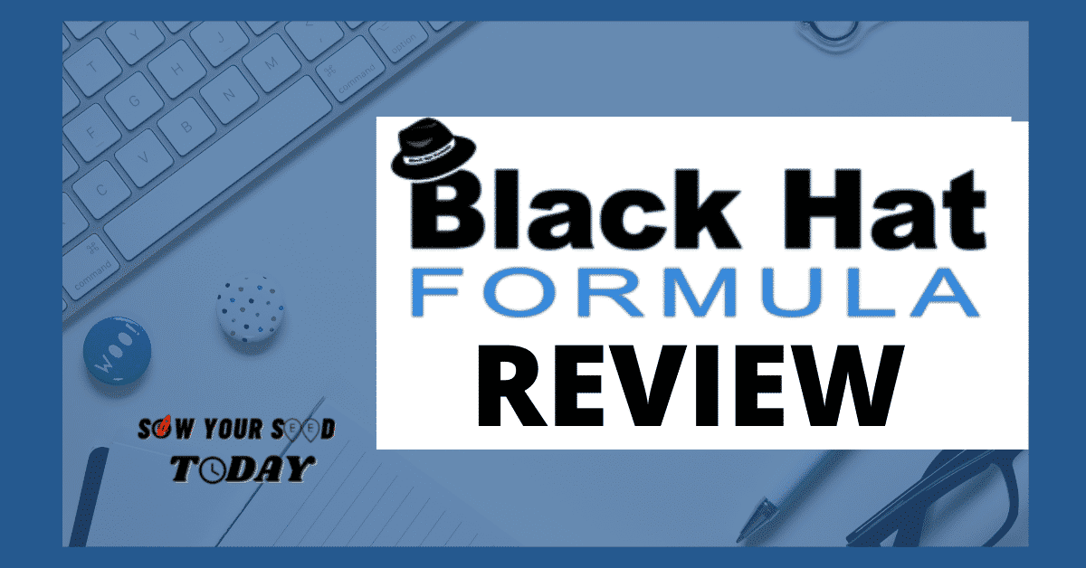 Black Hat Formula review