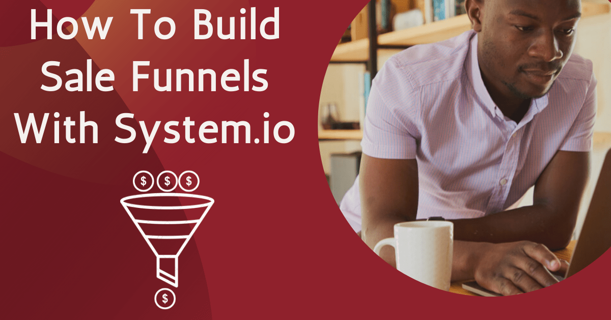 Build sale funell with Systeme.io